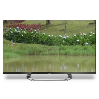 """LG 55LM7600 55"""" Factory refurbished 3D 1080p LED-LCD TV - 16:9 - HDTV 1080p - 240 Hz (Refurbished)"""