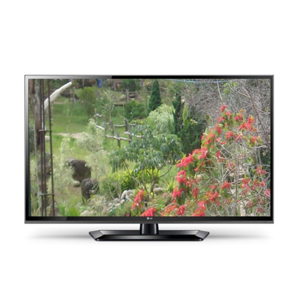 "LG 60LS5700 60"" Factory refurbished 1080p LED Television with Internet applicatiosn"