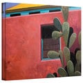 Rick Kersten 'Adobe Color' Gallery Wrapped Canvas