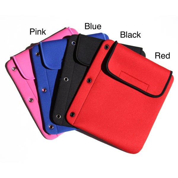 Lightweight Protective Neoprene Case for Tablets