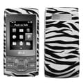 MYBAT Zebra Skin Phone Protector Case Cover for LG GU295/ GU292