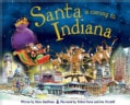 Santa Is Coming to Indiana (Hardcover)