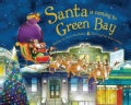 Santa Is Coming to Green Bay (Hardcover)