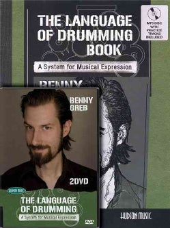 The Language of Drumming Book: A System for Musical Expression, eBook Included