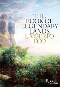 The Book of Legendary Lands (Hardcover)
