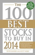 The 100 Best Stocks to Buy in 2014 (Paperback)