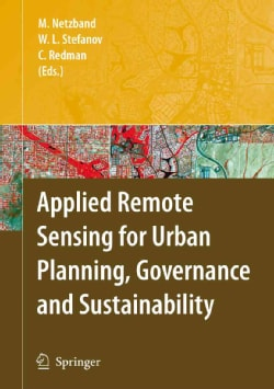 Applied Remote Sensing for Urban Planning, Governance and Sustainability (Paperback)