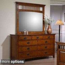 Tremont 9-drawer Dresser with Optional Mirror