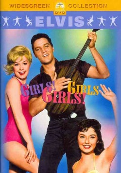 Girls! Girls! Girls! (DVD)