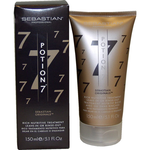 Sebastian Professional Potion # 7 Rich Nutritive 5.1-ounce Leave In Treatment
