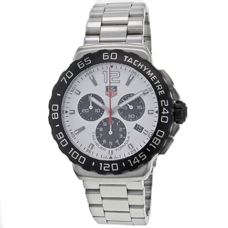 Tag Heuer Men's CAU1111.BA0858 F1 Watch