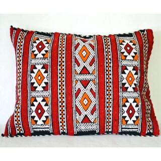 Moroccan Berber Kilim Pillow Cover (Morocco)