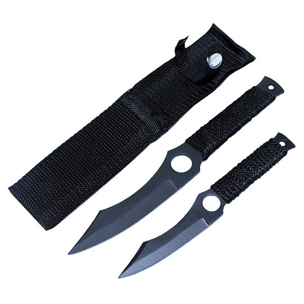 Hunting Throwing Knife Set (Set of 2)
