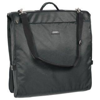 Wally Bags 45-Inch Framed Shoulder Strap Garment Bag