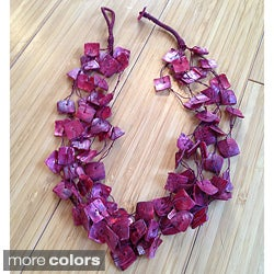 Hand-crafted Hearthrob Necklace (India)