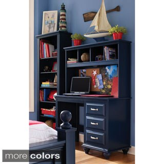 Lang Furniture Lighted Desk Hutch