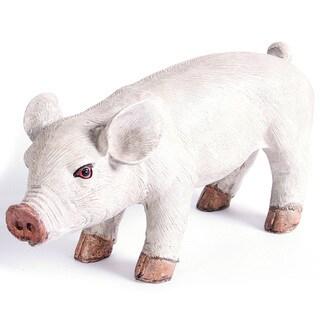 Kelkay Standing Piglet Decorative Accent