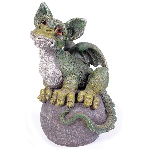 Kelkay Magic on Ball Green Dragon