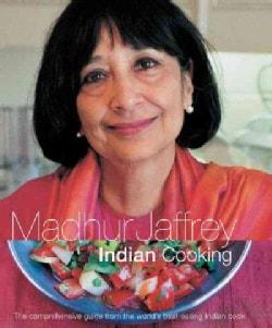 Madhur Jaffrey Indian Cooking (Hardcover)