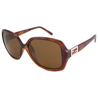 Fendi Women's FS5270 Polarized/ Rectangular Sunglasses