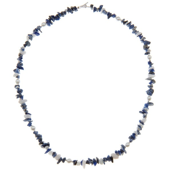 Karla Patin Lapis Chip Bead