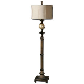 Uttermost Tusciano Dark Bronze Floor Lamp