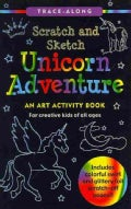Unicorn Adventure Scratch and Sketch (Hardcover)