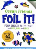 Ocean Friends Foil It! (Hardcover)