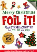 Merry Christmas Foil It! (Hardcover)