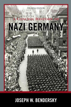 A Concise History of Nazi Germany (Paperback)