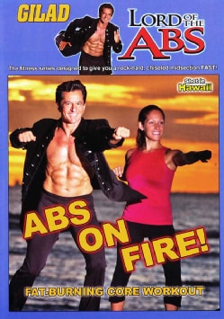 Gilad: Lord of the Abs: Abs on Fire! (DVD)
