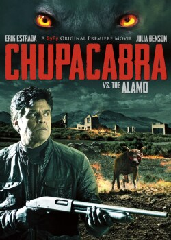 Chupacabra vs. the Alamo (DVD)