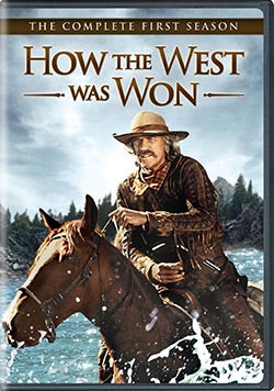 How The West Was Won: The Complete First Season (DVD)