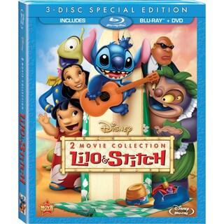 Lilo & Stitch/Lilo & Stitch: Stitch Has A Glitch (Blu-ray/DVD)