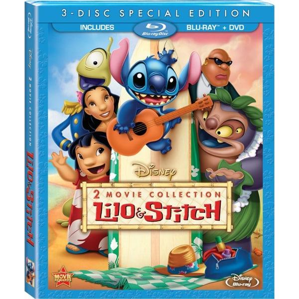 Lilo & Stitch/Lilo & Stitch: Stitch Has A Glitch (Blu-ray/DVD) 10888655