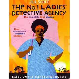 No. 1 Ladies' Detective Agency (DVD)