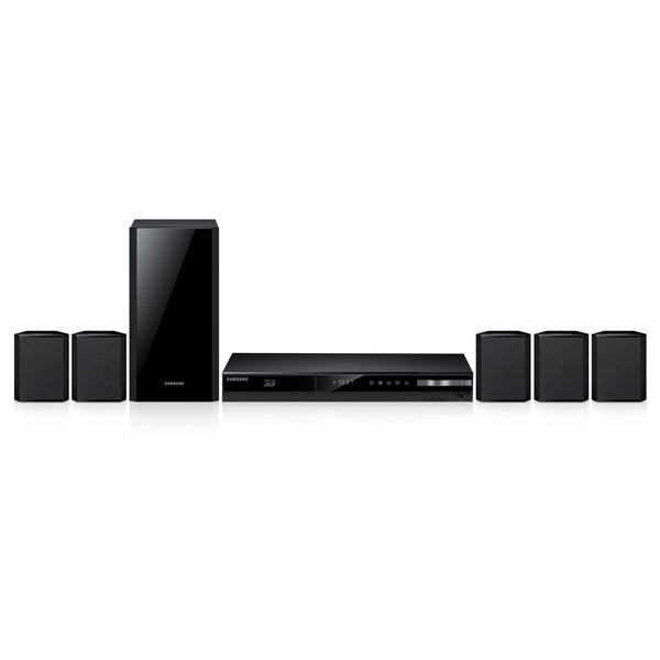 Samsung HT-F4500 5.1 3D Home Theater System - 500 W RMS - Blu-ray Dis