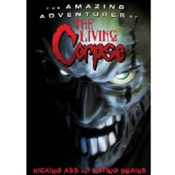 The Amazing Adventures Of The Living Corpse (DVD)