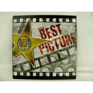Vintage Style 'Best Picture' Metal Sign