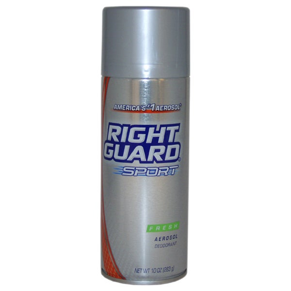 Right Guard Fresh Aerosol Deodorant Spray