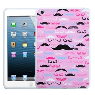 MYBAT Interesting Mustaches Candy Skin Cover for Apple� iPad Mini