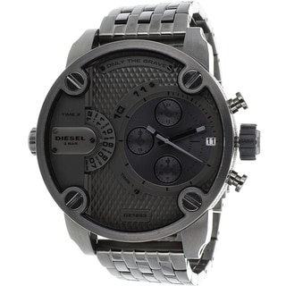 Diesel Men's Only The Brave Stainless-Steel Chronograph Watch
