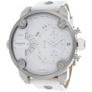 Diesel Men's Only The Brave Chronograph Watch