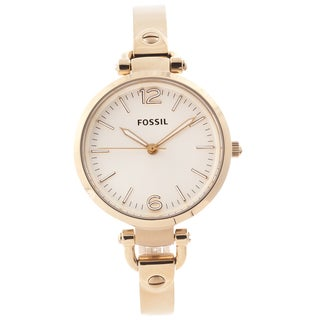 Fossil Women's Georgia Watch