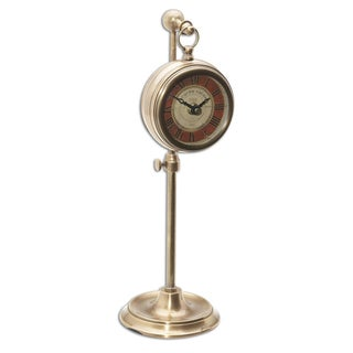 Thuret Brass Pocket Watch