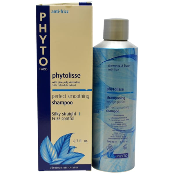 Phyto Phytolisse Perfect Smoothing 6.7-ounce Shampoo