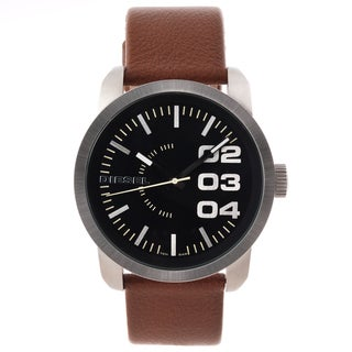 Diesel Watch Leather