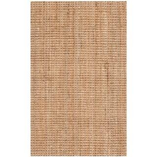 Safavieh Hand-loomed Sisal Style Natural Jute Rug (2'3 x 4')