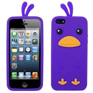 MYBAT Purple Chick Case for Apple iPhone 5
