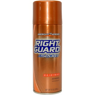 Right Guard Original Aerosol Deodorant Spray